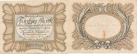 50 Mark 1918 Deutsches Reich, Kaiserreich, Ro.57a, No,KN, Serie J, star... 9,99 EUR  zzgl. 1,80 EUR Versand