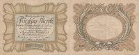 50 Mark 1918 Deutsches Reich, Kaiserreich, Ro.57b, No,KN, Serie K, gebr... 19,99 EUR  zzgl. 1,80 EUR Versand