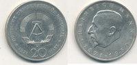 20 Mark, 1971 Deutschland,DDR, J.1531 Heinrich Mann, ss,  1,99 EUR  zzgl. 1,80 EUR Versand