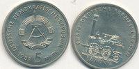 5 Mark, 1988 Deutschland,DDR, J.1618,Ferneisenbahn Saxonia,, vz-st,  4,99 EUR  zzgl. 1,80 EUR Versand