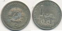 5 Mark, 1988 Deutschland,DDR, J.1618,Ferneisenbahn Saxonia,, vz+,  3,99 EUR  zzgl. 1,80 EUR Versand