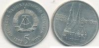 5 Mark, 1989 Deutschland,DDR, J.1626 Katharinen Kirche Zwickau, vz+,  3,99 EUR  zzgl. 1,80 EUR Versand