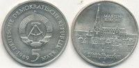 5 Mark, 1989 Deutschland,DDR, J.1627 Marienkirche Mühlhausen, vz+.  3,99 EUR  zzgl. 1,80 EUR Versand