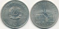 5 Mark, 1987 Deutschland,DDR, J.1613 Nikolai Viertel Berlin, vz+.  3,99 EUR  zzgl. 1,80 EUR Versand