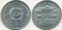 5 Mark, 1986 Deutschland,DDR, J.1610 Neues Palais Potsdam, vz-st.  4,99 EUR  zzgl. 1,80 EUR Versand