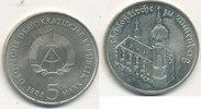 5 Mark, 1983 Deutschland,DDR, J.1588 Schloßkirche Wittenberg, vz+.  7,99 EUR  zzgl. 1,80 EUR Versand
