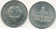 5 Mark, 1987 Deutschland,DDR, J.1614 Rotes Rathaus, vz+,  3,99 EUR  zzgl. 1,80 EUR Versand