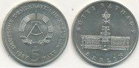 5 Mark, 1987 Deutschland,DDR, J.1614 Rotes Rathaus, vz-st,  4,99 EUR  zzgl. 1,80 EUR Versand