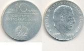 10 Mark, 1981 Deutschland,DDR, J.1581 Friedrich Hegel, vz-st.Silber,  29,99 EUR  zzgl. 1,80 EUR Versand