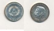10 Mark, 1975 Deutschland,DDR, J.1554 Albert Schweitzer, st,Silber,  29,99 EUR  Excl. 4,00 EUR Verzending