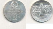 10 Mark, 1983 Deutschland,DDR, J.1589 Richard Wagner, vz-st,Silber,  29,99 EUR  zzgl. 1,80 EUR Versand