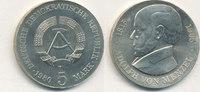 5 Mark, 1980 Deutschland,DDR, J.1576 Adolph von Menzel, vz-st,  16,99 EUR  zzgl. 1,80 EUR Versand