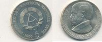 5 Mark, 1980 Deutschland,DDR, J.1576 Adolph von Menzel, vz+,  14,99 EUR  zzgl. 1,80 EUR Versand
