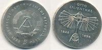 5 Mark, 1973 Deutschland,DDR, J.1546 Otto Lilienthal, vz-st.  19,99 EUR  zzgl. 1,80 EUR Versand