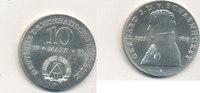 10 Mark, 1980 Deutschland,DDR, J.1577 von Scharnhorst, st.  33,99 EUR  plus 7,00 EUR verzending