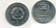 5 Mark, 1974 Deutschland,DDR, J.1550 Philipp Reis, vz-st,  9,99 EUR  zzgl. 1,80 EUR Versand
