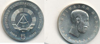 5 Mark, 1969 Deutschland,DDR, J.1526 Heinrich Hertz, vz-st,  11,99 EUR  zzgl. 1,80 EUR Versand