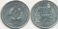 5 Mark, 1984 Deutschland,DDR, J.1598 Thomas Kirche Leipzig, vz-st,  6,99 EUR  zzgl. 1,80 EUR Versand