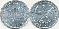 500 Mark 1923 Mz.A Deutsches Reich,Weimarer Republik, J.305 vz-st.  2,99 EUR  zzgl. 1,80 EUR Versand