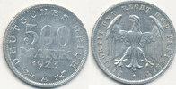 500 Mark 1923 Mz.A Deutsches Reich,Weimarer Republik, J.305 ss.  0,99 EUR  zzgl. 1,80 EUR Versand