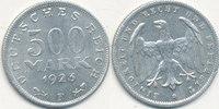 500 Mark 1923 Mz.F Deutsches Reich,Weimarer Republik, J.305 ss.  0,99 EUR  zzgl. 1,80 EUR Versand