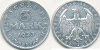 3 Mark 1923 Mz.E Deutsches Reich,Weimarer Republik, J.302 mit Umschrift... 19,99 EUR  zzgl. 1,80 EUR Versand