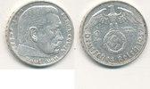 2 Reichsmark 1937 Mz.E Deutsches Reich,Drittes Reich, J.366 Paul von Hi... 5,99 EUR  zzgl. 1,80 EUR Versand
