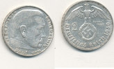 2 Reichsmark 1939 Mz.J Deutsches Reich,Drittes Reich, J.366 Paul von Hi... 5,99 EUR  zzgl. 1,80 EUR Versand