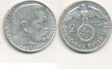 2 Reichsmark 1938 Mz.G Deutsches Reich,Drittes Reich, J.366 Paul von Hi... 4,99 EUR  zzgl. 1,80 EUR Versand