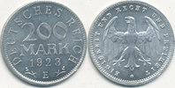 200 Mark 1923 Mz.E Deutsches Reich,Weimarer Republik, J.304 vz-st,Präge... 1,99 EUR  zzgl. 1,80 EUR Versand