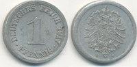 1 Pfennig 1917 Mz.E Deutsches Reich,Kaiserreich, J.300 Alu, ss+,  0,99 EUR  zzgl. 1,80 EUR Versand