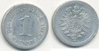1 Pfennig 1917 Mz.J Deutsches Reich,Kaiserreich, J.300 Alu, ss+,  4,99 EUR  zzgl. 1,80 EUR Versand
