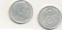 5 Reichsmark 1936 Mz.D Deutsches Reich,Drittes Reich, J.367 Paul von Hi... 12,99 EUR  plus 4,00 EUR verzending