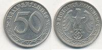 50 Reichspfennig 1939 Mz.E Deutsches Reich,Drittes Reich, J.365 Nickel ... 49,99 EUR  Excl. 7,00 EUR Verzending