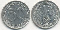 50 Reichspfennig 1939 Mz.F Deutsches Reich,Drittes Reich, J.365 Nickel ... 49,99 EUR  Excl. 7,00 EUR Verzending