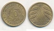 10 Reichspfennig 1935 Mz.D Deutsches Reich,Drittes Reich, J.317 Messing... 2,99 EUR  zzgl. 1,80 EUR Versand