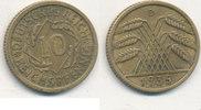 10 Reichspfennig 1935 Mz.D Deutsches Reich,Drittes Reich, J.317 Messing... 1,99 EUR  zzgl. 1,80 EUR Versand