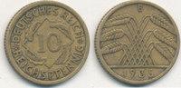 10 Reichspfennig 1935 Mz.E Deutsches Reich,Drittes Reich, J.317 Messing... 1,99 EUR  zzgl. 1,80 EUR Versand