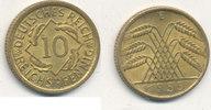 10 Reichspfennig 1935 Mz.E Deutsches Reich,Drittes Reich, J.317 Messing... 9,99 EUR  plus 4,00 EUR verzending