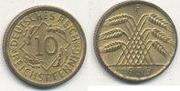 10 Reichspfennig 1935 Mz.F Deutsches Reich,Drittes Reich, J.317 Messing... 3,99 EUR  zzgl. 1,80 EUR Versand