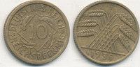 10 Reichspfennig 1935 Mz.F Deutsches Reich,Drittes Reich, J.317 Messing... 2,99 EUR  plus 4,00 EUR verzending