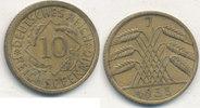 10 Reichspfennig 1935 Mz.J Deutsches Reich,Drittes Reich, J.317 Messing... 1,99 EUR  zzgl. 1,80 EUR Versand