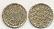 10 Reichspfennig 1936 Mz.E Deutsches Reich,Drittes Reich, J.317 Messing... 4,99 EUR  zzgl. 1,80 EUR Versand