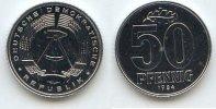 50 Pfennig 1984 Deutschland DDR st+  34,99 EUR  Excl. 7,00 EUR Verzending