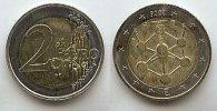 2 Euro 2006 Belgien Fehlprägung Atomium, Rs. fast kopfstehend st-, aus ... 149,99 EUR  Excl. 10,00 EUR Verzending