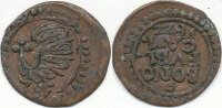 Sachsen, Kurf&uuml;rstentum 3 Kipper Pfennig 1622 ss+ Mst.Kamenz 29,99 EUR 