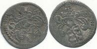 Sachsen, Kurf&uuml;rstentum 3 Pfennig 1542 s Mst.Annaberg 29,99 EUR 