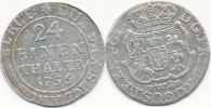 Altdeutschland 1/24 Thaler 1756 FW&ouml;F ss Sachsen 34,99 EUR 