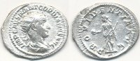 R&ouml;mische Kaiserzeit Antoninianus 238-244 ss-vz Gordian III 39,99 EUR 