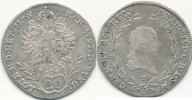 &Ouml;sterreich 20 Kreuzer 1793 E ss-vz Franz II. 69,99 EUR 